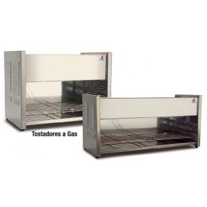 Tostador de pan a gas de un piso, modelo TB2/TN2.
