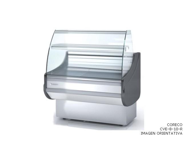 Vitrina expositora modular. CVE-8-10-R