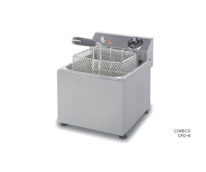 Freidora eléctrica 6 litros CFD-6
