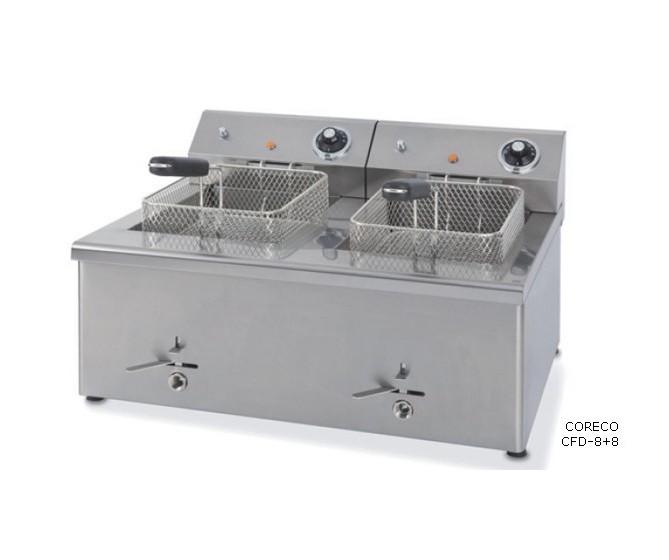 Freidora eléctrica 8-8 litros CFD-8 8
