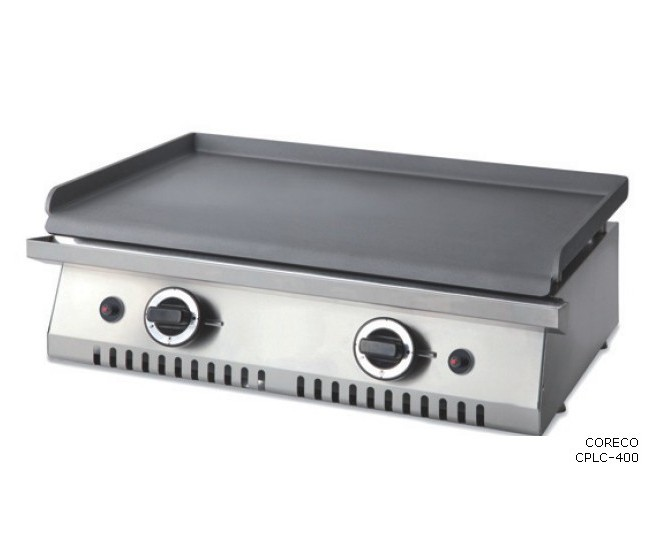 Plancha a gas. CPLC-400