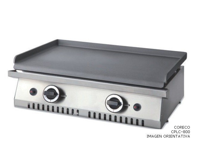 Plancha a gas. CPLC-800