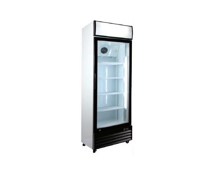 ARMARIO EXPOSITOR VERTICAL DISTRIPLUS CAB440 DDC LED