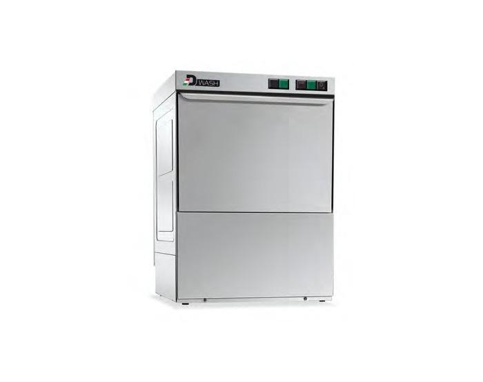 LAVAVASOS CESTA 400x400 D-WASH 40 LS
