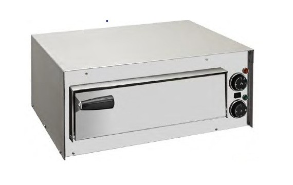 MINI HORNO DE PIZZA 1P DISTRIPLUS
