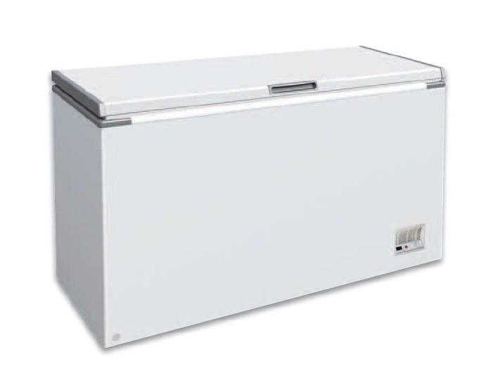 Congelador con tapa abatible 180cm 550-TN.