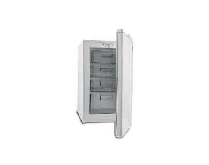 Congelador Glas-Top puertas de cristal GTN-2500