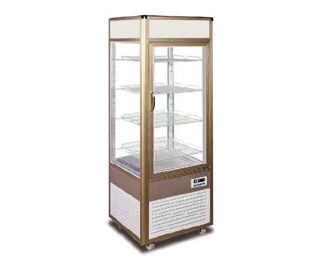 Expositor Vertical de Refrigeración EV250