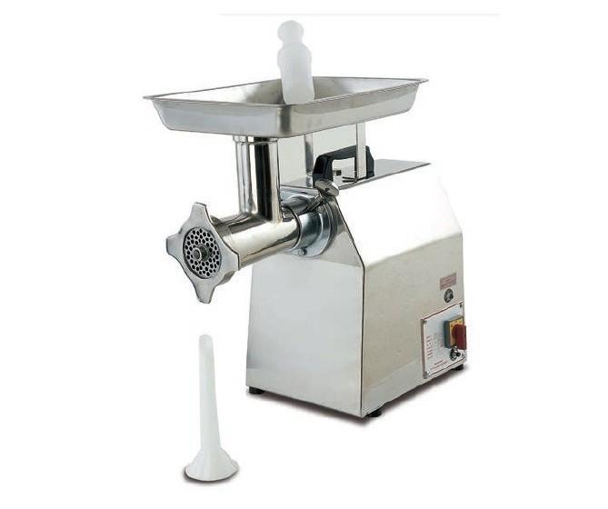 Picadora de carne, modelo P12-Inox.CE.