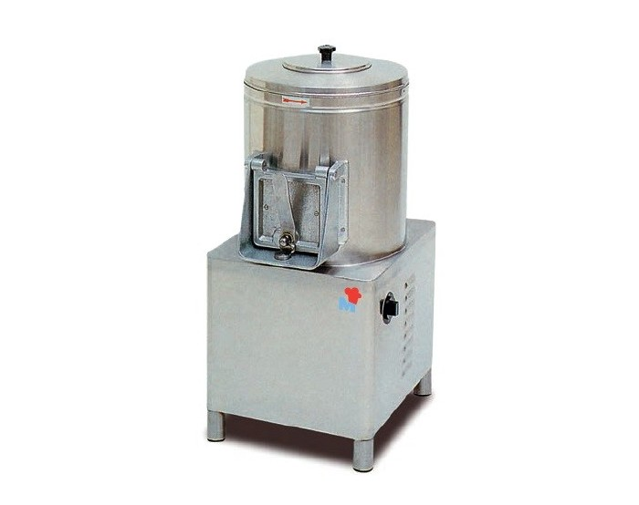 Peladora de patatas PP-1500 Trifásico.
