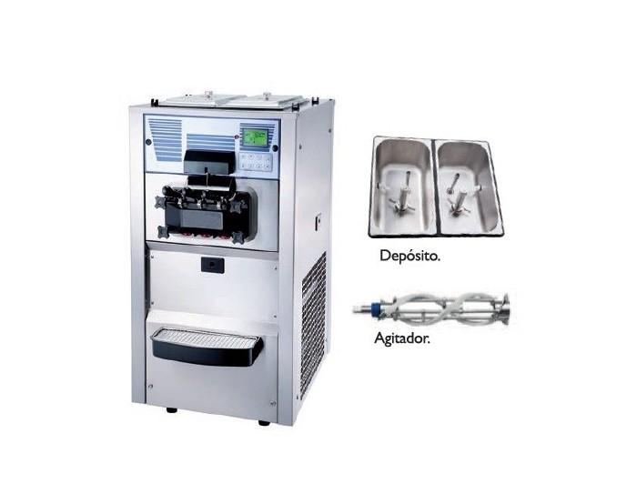 Máquina de helado Soft y Yougurth, modelo HSF-3GS