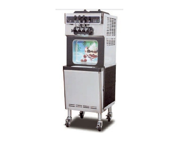 Máquina de helado Soft y Yougurth, modelo HSF-3G-S.