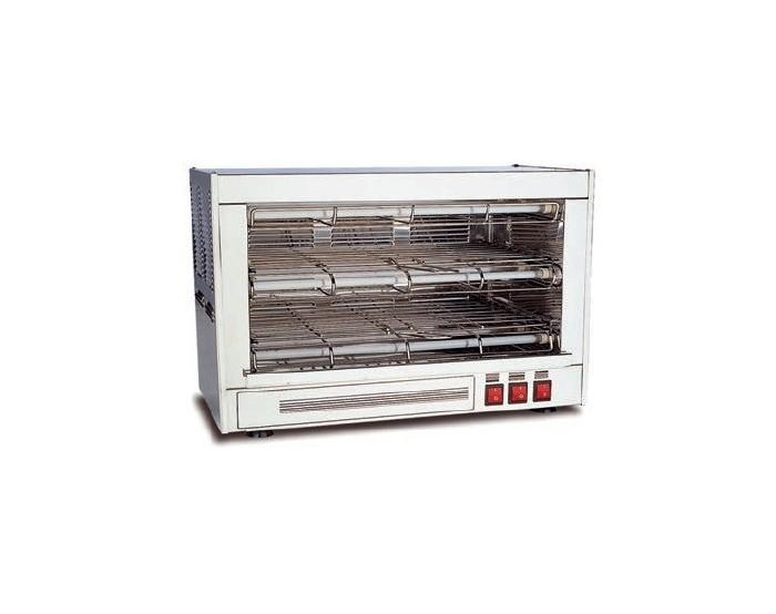 Tostador de pan eléctrico doble,  T2C super cuarzo 3600w.