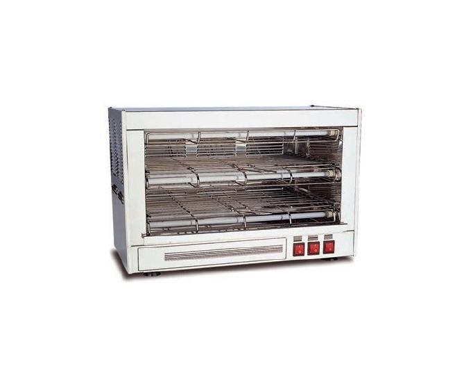 Tostador de pan eléctrico, modelo T2C cuarzo.