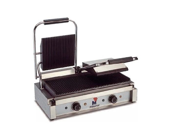 Grill eléctrico, G-3P DOBLE