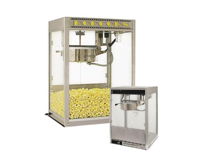 Máquina de palomitas 14 OZ Inox