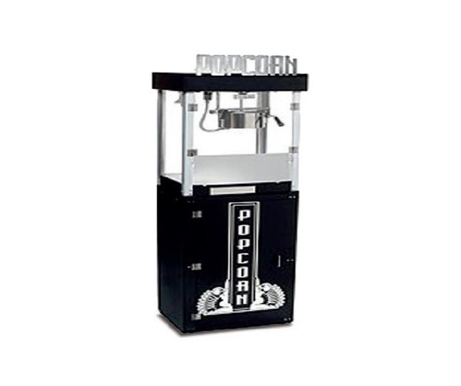 Máquina de palomitas 6 OZ Black