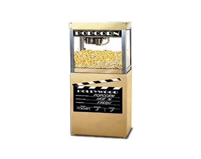Máquina de palomitas 8 OZ Hollywood