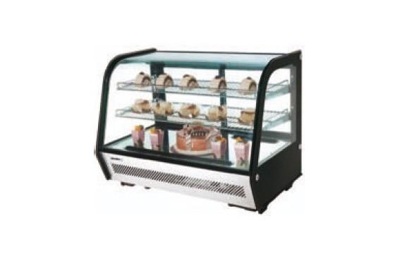 Vitrina expositora sobremesa Refrigerada VERS-100 EDENOX