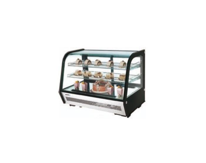 Vitrina expositora sobremesa Refrigerada VERS-160 EDENOX