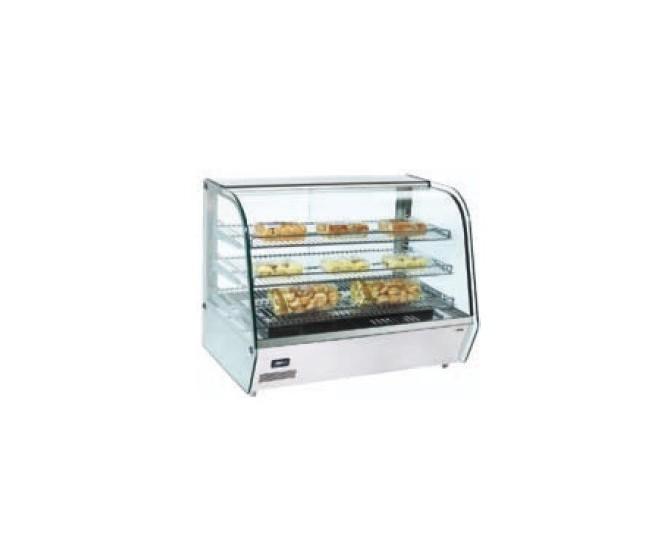 Vitrina expositora sobremesa Refrigerada VECS-100 EDENOX