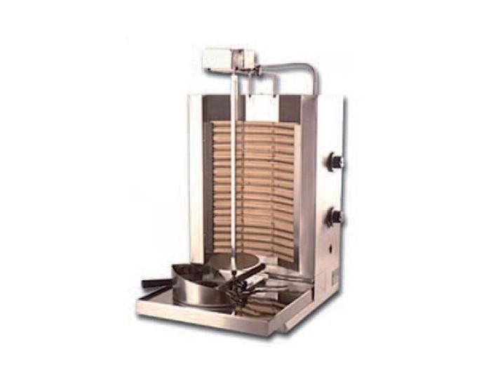 Asador de carne eléctrico, modelo ASE-6000