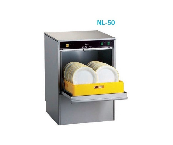 Lavavajillas marca ADLER modelo NL-50 sin descalcificador