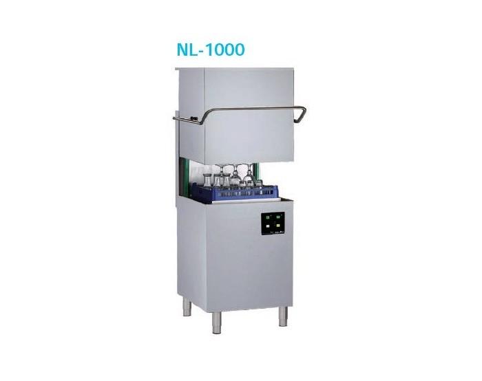 Lavavajillas cúpula Adler modelo NL-1000 sin descalcificador