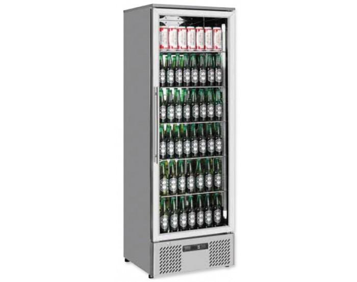 Expositor Vertical de Refrigeración EV-300 Inox