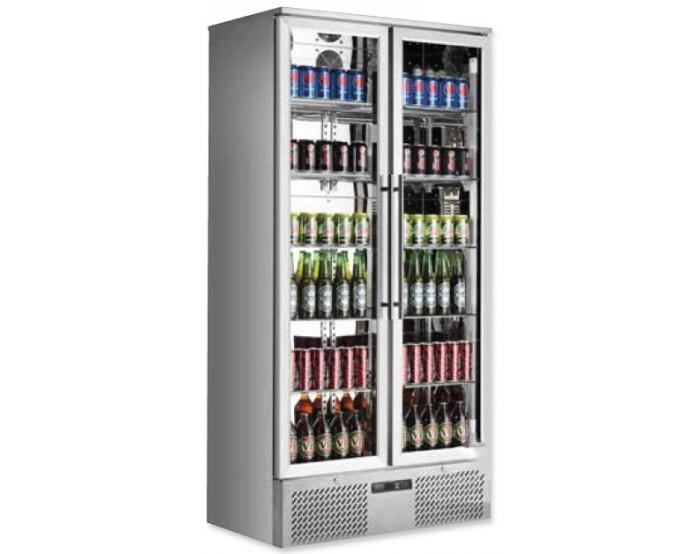 Expositor Vertical de Refrigeración EV-475 Inox