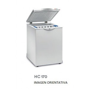CONGELADOR TAPA CIEGA BLANCA ABATIBLE EUROFRED HC170