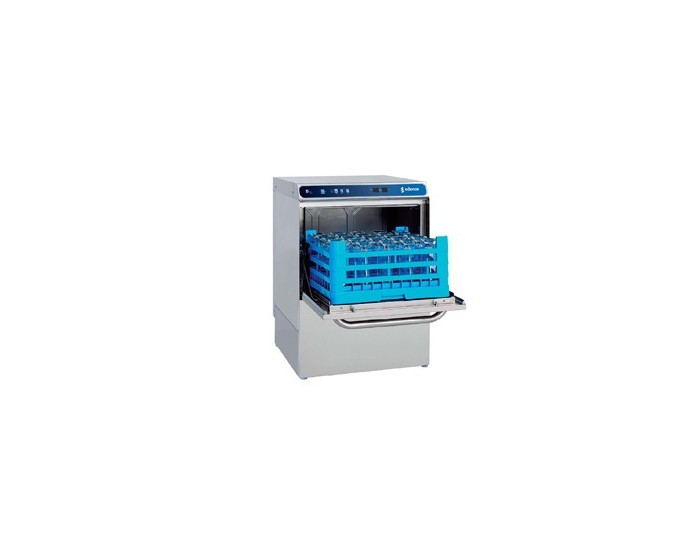 LAVAVAJILLAS CESTA 500 x 500 ANALOGICO EDENOX AF-540-B